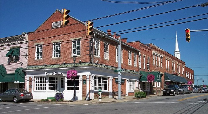 6. Old fashioned Barboursville