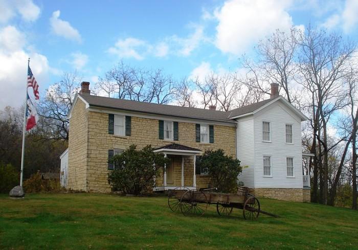 6. Buffalo Bill Cody Homestead, Princeton