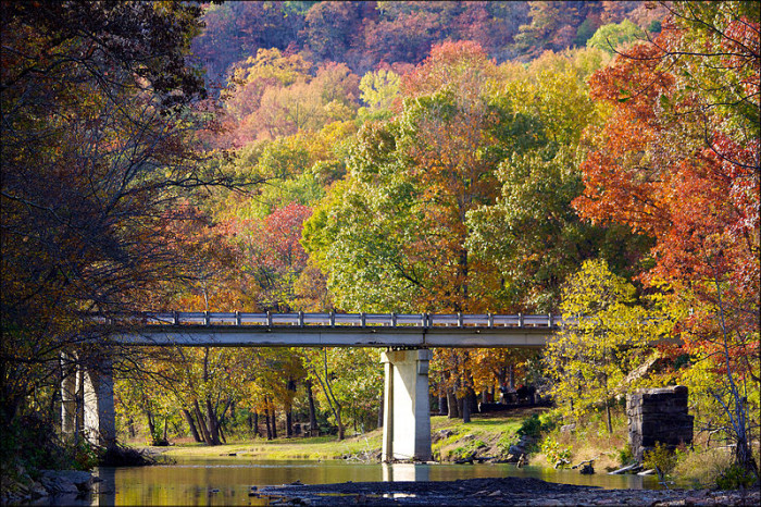 13. Visit national and state parks.