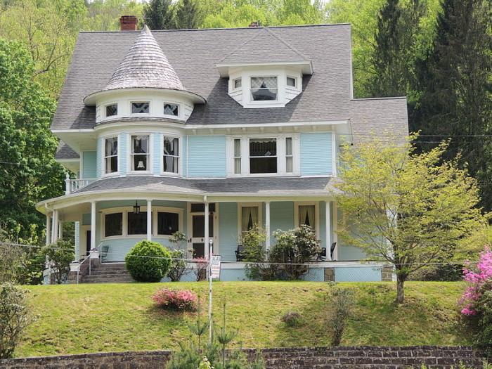 5. Bramwell, West Virginia