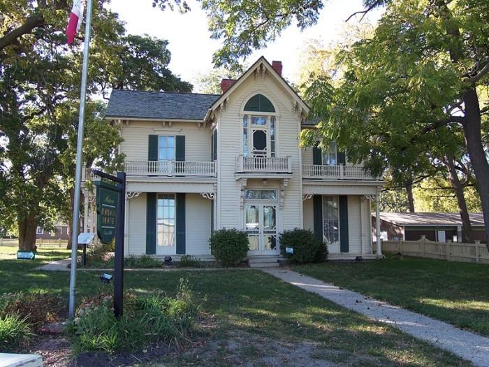 7. Jordan House, West Des Moines