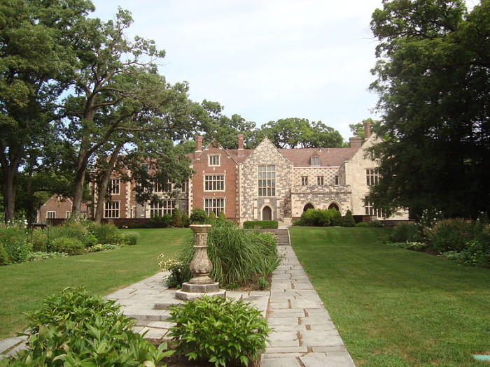 8. Salisbury House and Gardens, Des Moines