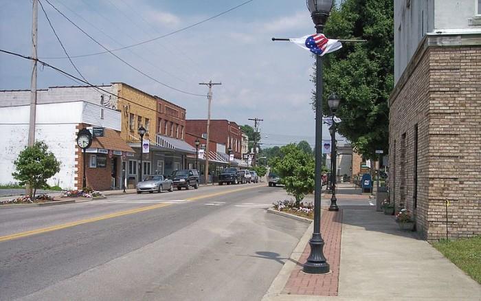 11. Downtown Summersville