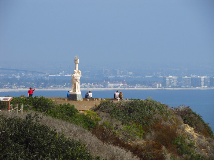 8. Cabrillo National Monument State Park