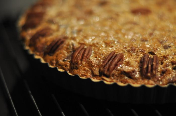 9. The Pecan Pie. THE PECAN PIE.