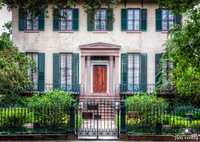 9. The Andrew Low House—329 Abercorn St, Savannah, GA 31401