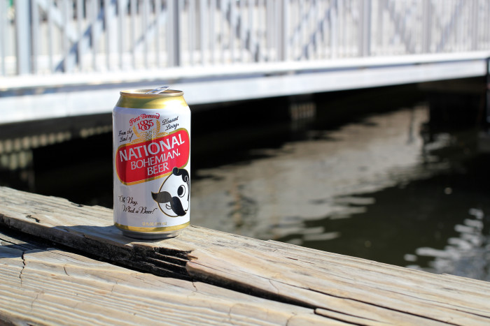 9. And don't forget to pair it with a Natty Boh, or other beer from a Maryland brewery.