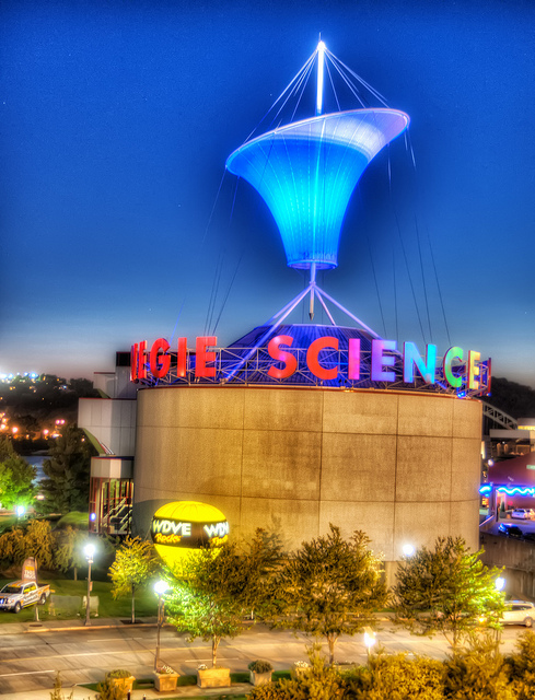 4. Carnegie Science Center in Pittsburgh