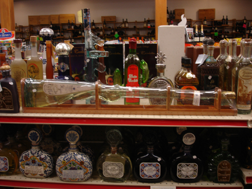 4.) In Arvada, liquor stores must have enough lighting to read the text on bottles.