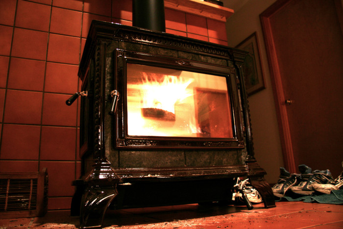 1.  Survive a winter with wood as your only source of heat.