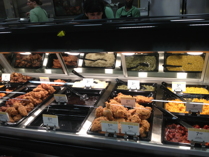 6. Not just the subs, but pretty much everything in the Deli is amazing.