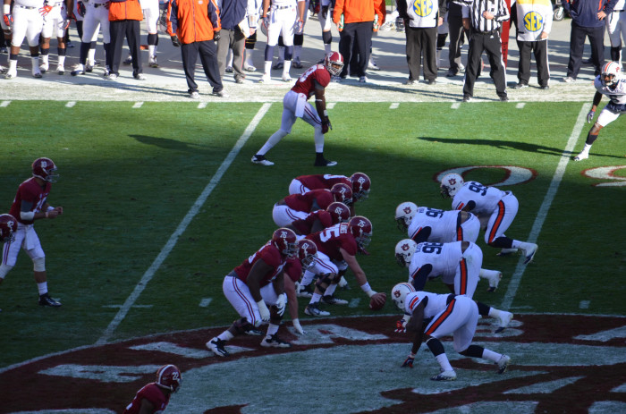 1. The Iron Bowl