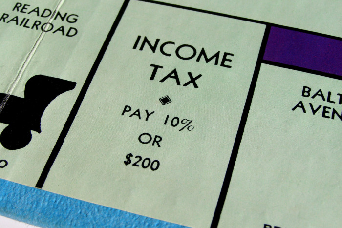 8. You have to pay a state income tax and we don't!