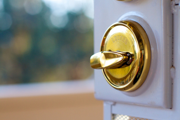 7. They're super trusting. They might leave their keys in the car, house doors wide open, or even let precious equipment sit outside overnight because they trust that it'll still be there in the morning.
