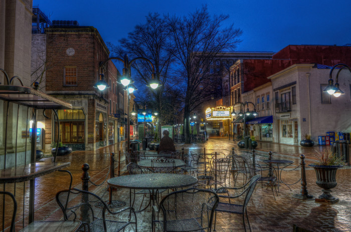 9. Having the best college town