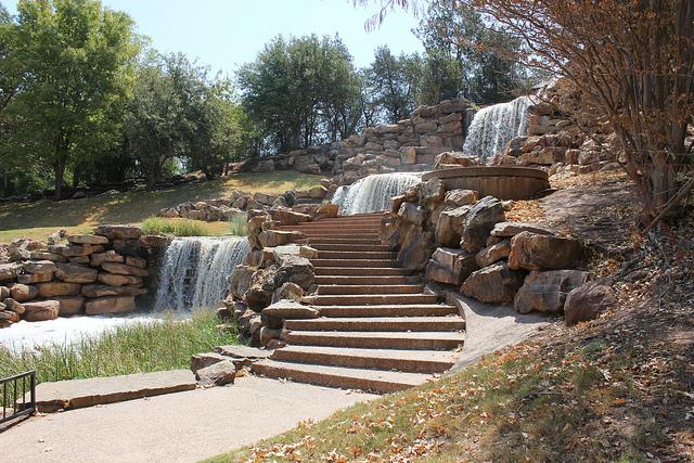 8. Lucy Park (Wichita Falls)