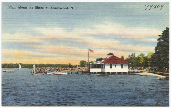3. Beachwood was settled as part of a newspaper promotion.