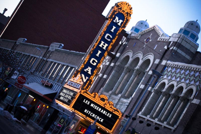 If high-quality cinema is what gets you excited, historic venues like MIchigan and State theaters offer a solid lineup of award-winning indie films.