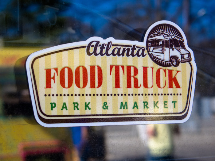 10. Grab some dinner at Food Truck Park—1850 Howell Mill Road, Atlanta, GA