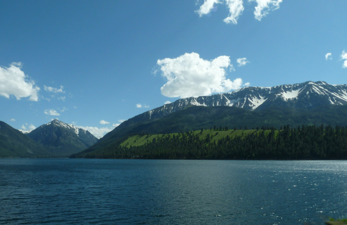 3. Wallowa Lake