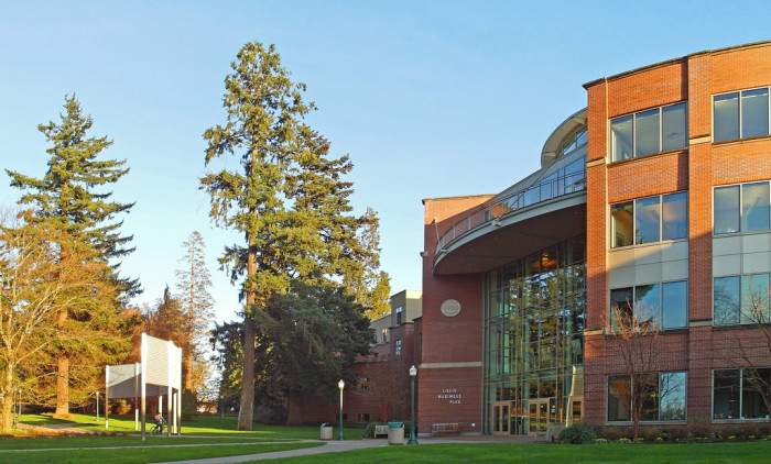 4. There are lots of great colleges and universities here in Oregon.