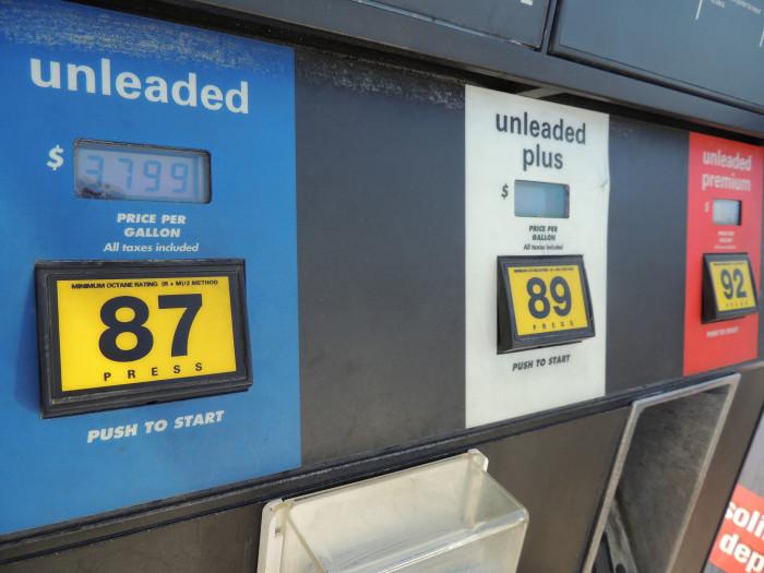 15. Jersey girls don't pump gas!