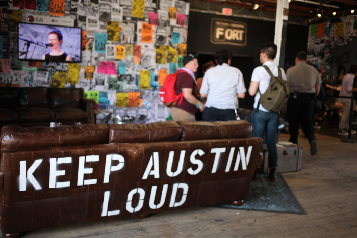 1. SXSW brings people from all around the world for education, film, and music weeks of pure fun.