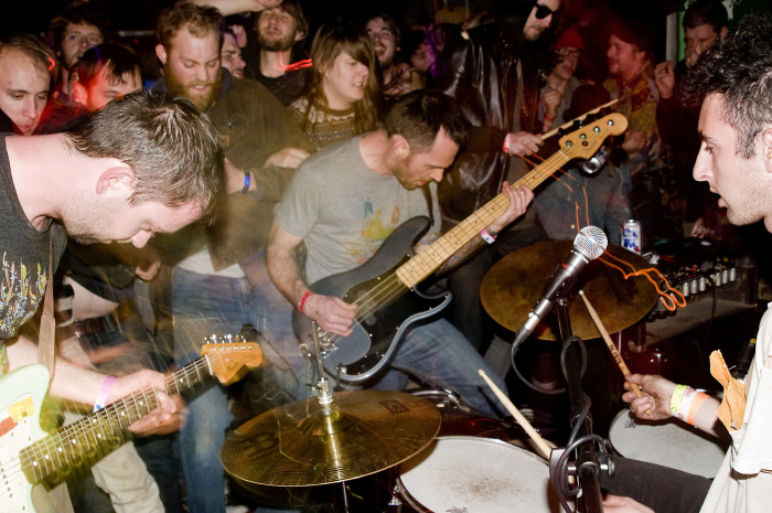 1. Boise's Local Music Scene