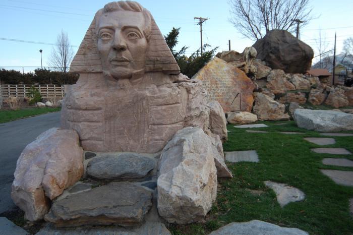 10. Gilgal Sculpture Garden