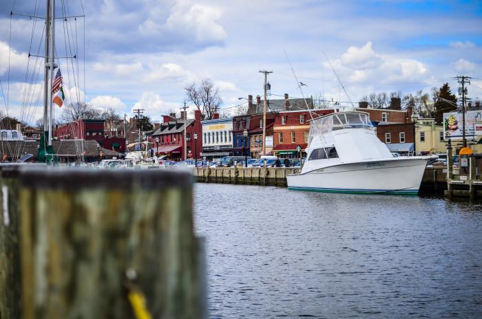 18. Annapolis