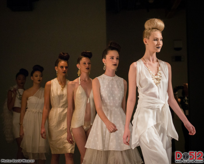 11. Why go to New York? You got Fashion Week right here in Austin!