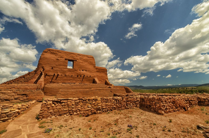 9 Quiet Relaxing Rural Towns In New Mexico