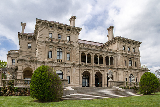 3. The Breakers, Newport