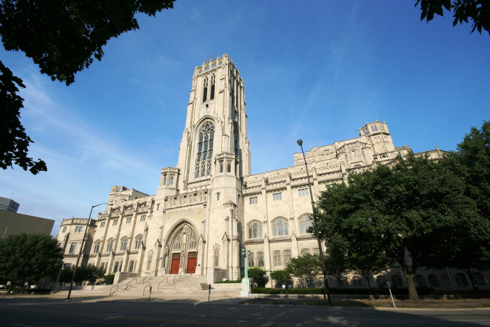 8. The Scottish Rite Cathedral - Indianapolis