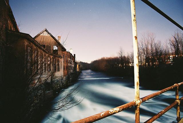 4. Pawtuxet River