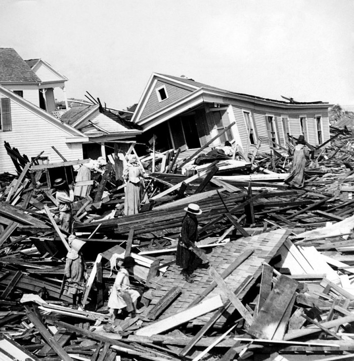 4. The 1900 Galveston hurricane is the deadliest disaster in recorded U.S. history.