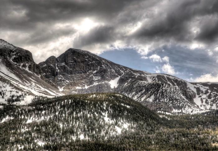 Wheeler Peak: