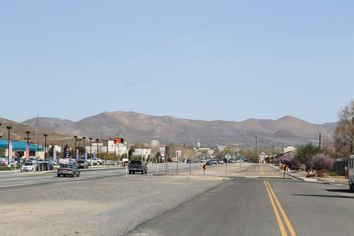 9. Carson City