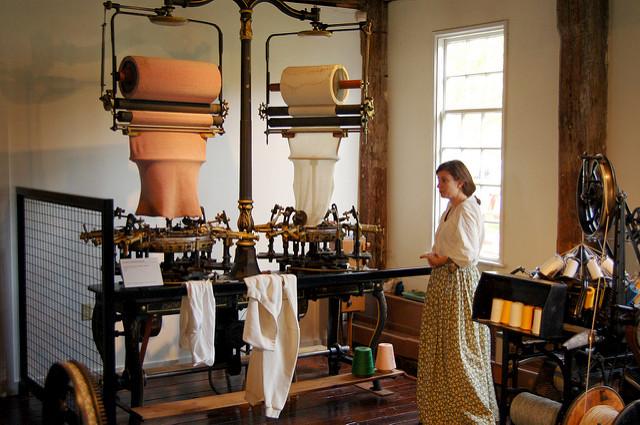 8. Slater Mill Historic Site, Pawtucket