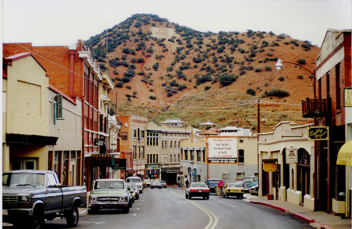 9. Spend a weekend in one of Arizona's small towns. The culture there is quite different from what you get in the city.