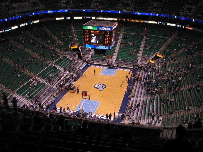 11. Hoping that the Utah Jazz will replicate their 1996-1998 seasons.