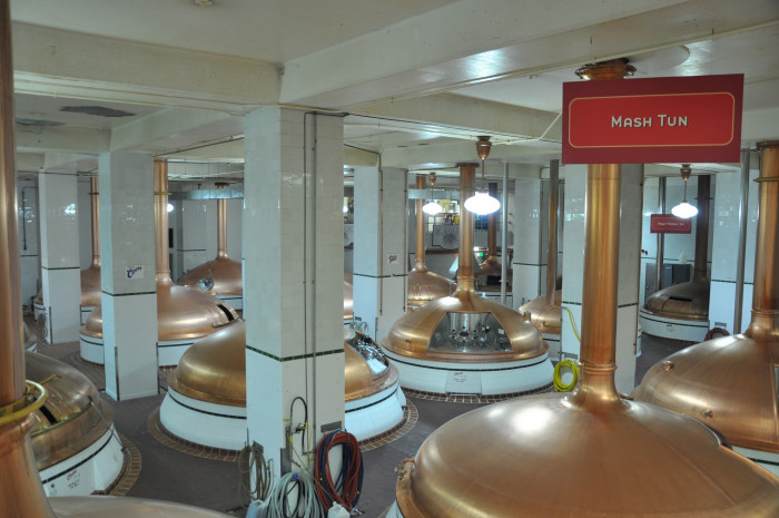 12.) Take a tour of the legendary Coors Brewery.