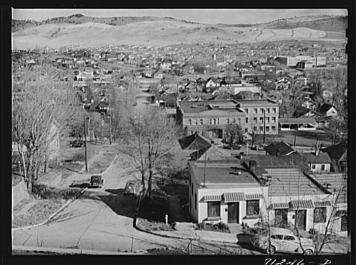 20. Klamath Falls, 1941.