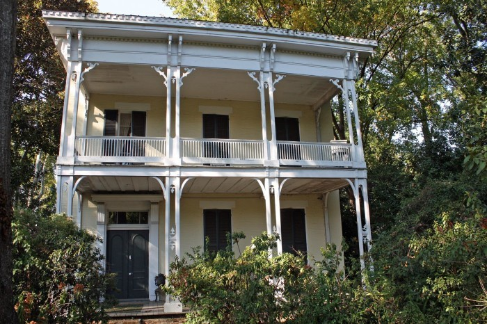 3. The McRaven Home in Vicksburg, Mississippi