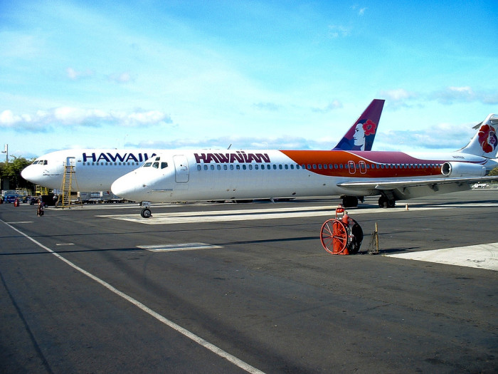 9. Hawaiian Airlines is also the most punctual airline carrier.