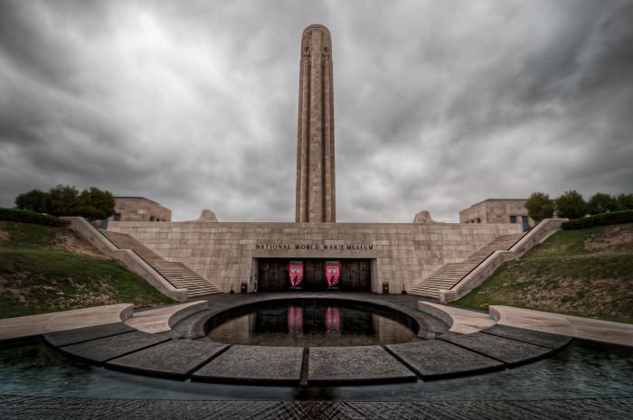 9.Liberty Memorial and the National WW1 Museum, Kansas City