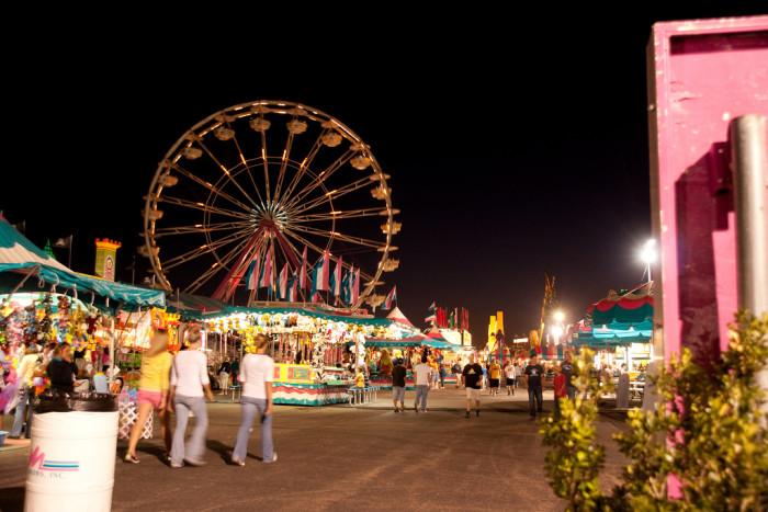 9.Fairs and festivals.
