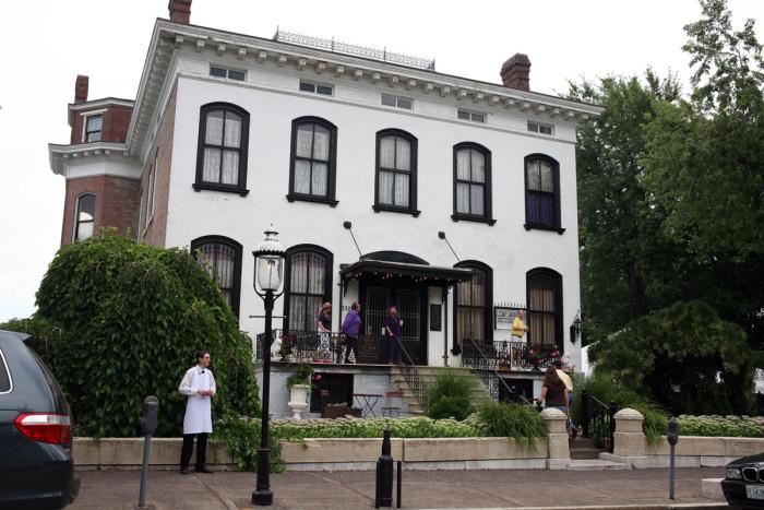 9.The Lemp Mansion