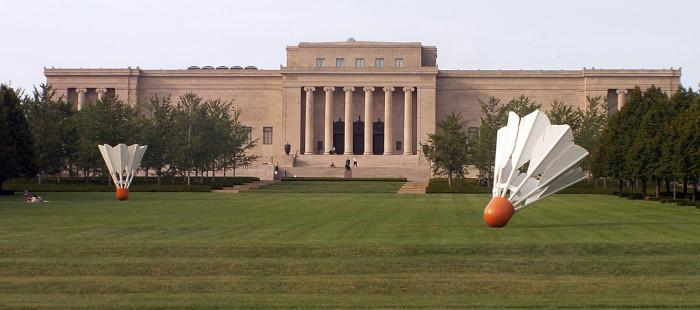 9.Nelson-Atkins Museum of Art, Kansas City