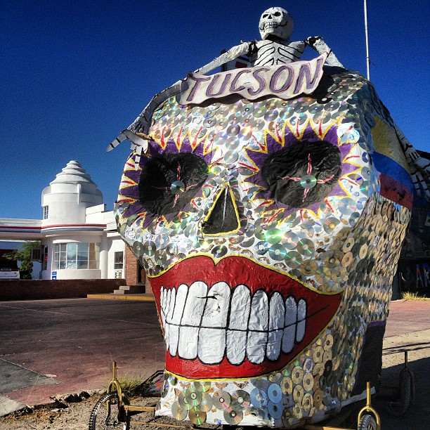 11. Don't forget to visit Arizona's former state capitols, Prescott and Tucson.
